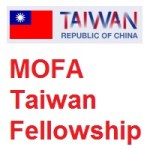 Ministry of Foreign Affairs - MOFA Taiwan Fellowship