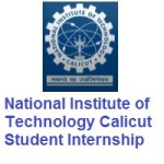 National Institute of Technology Calicut Student Internship