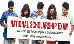 National Scholarship Exam NSE – 2020