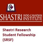 Shastri Research Student Fellowship-SRSF