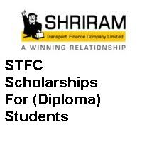 Shriram Transport Finance Company (STFC) Limited Scholarships For Diploma Students