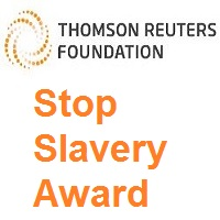 Stop Slavery Award 2022 Offered By Thomson Reuters Foundation