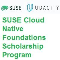 SUSE Cloud Native Foundations Scholarship Program