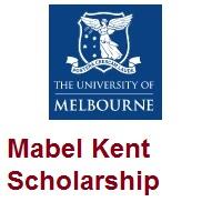 The University of Melbourne-Mabel Kent Scholarship