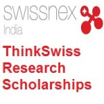 ThinkSwiss Research Scholarships