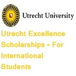 Utrecht University - Utrecht Excellence Scholarships