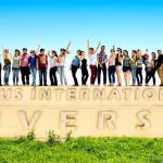 Cyprus International University students