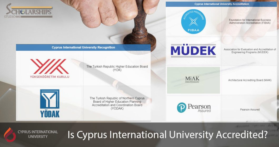 Is Cyprus International University Accredited? Accreditation & Recognition