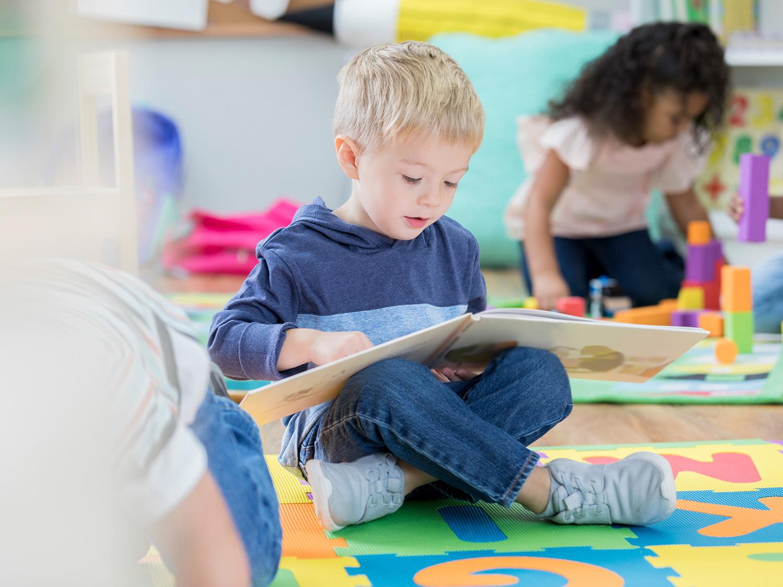 Preparing For Preschool Reading