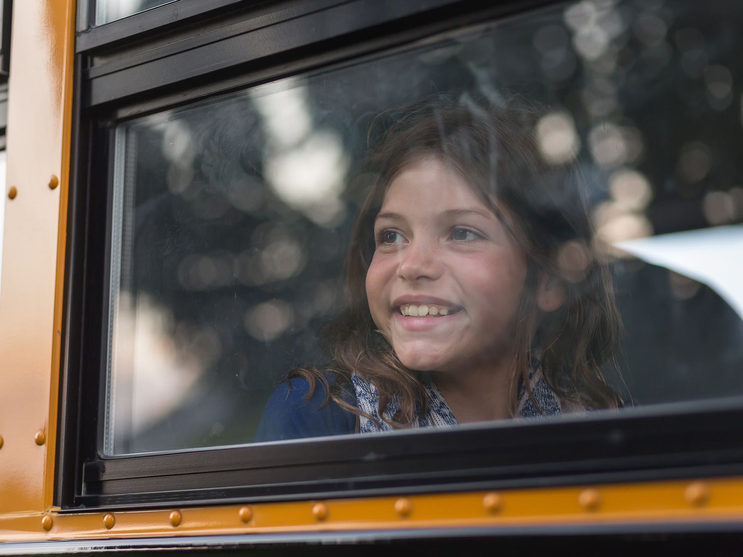 Making The First School Bus Ride Easier