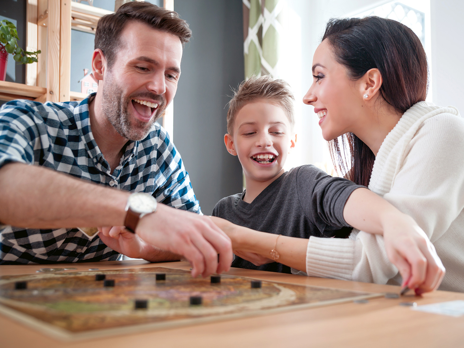 Benefits Of Board Games For Kids