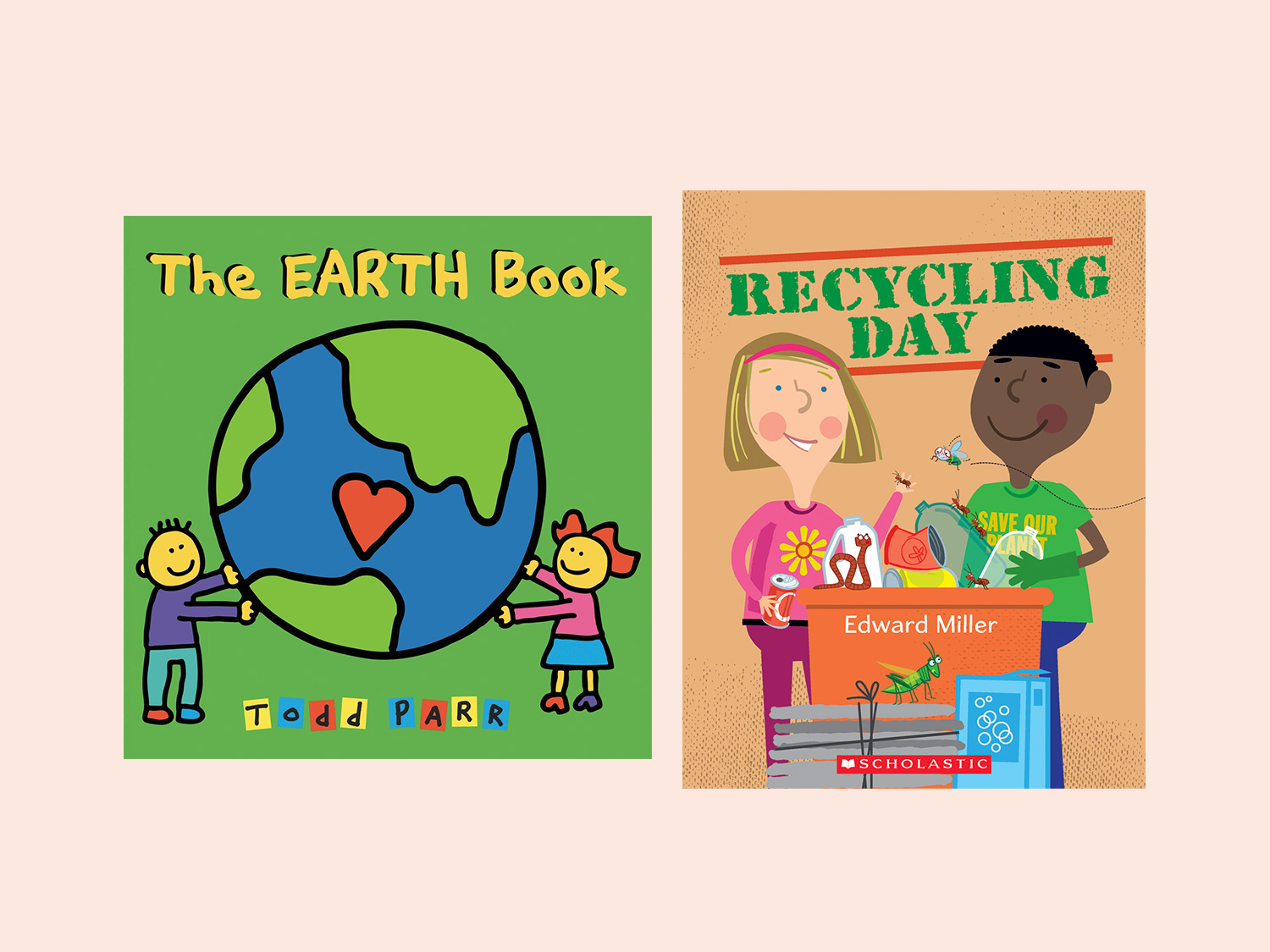 10 Awesome Earth Day Books For Preschoolers