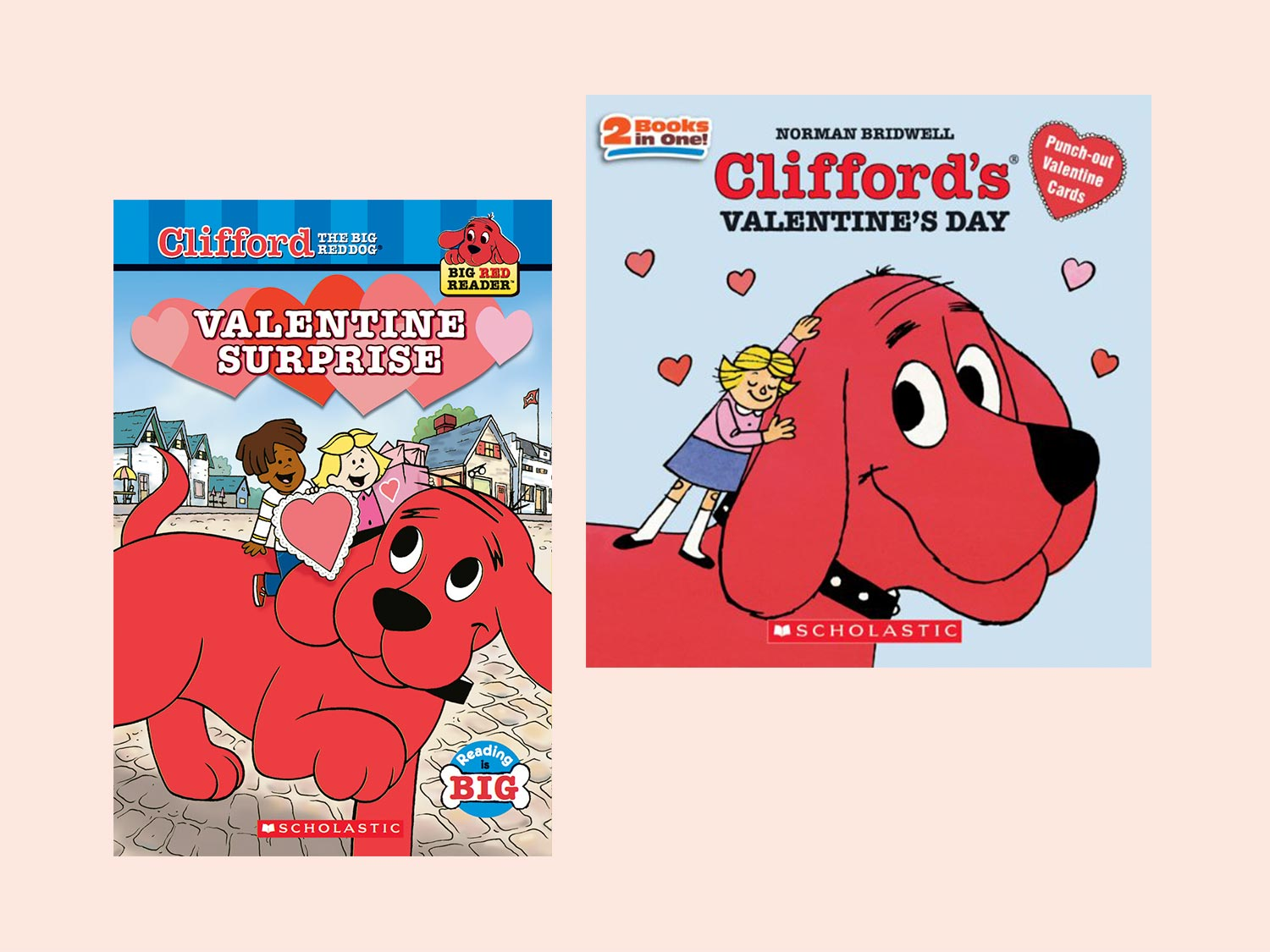 Celebrate Valentine S Day With Clifford