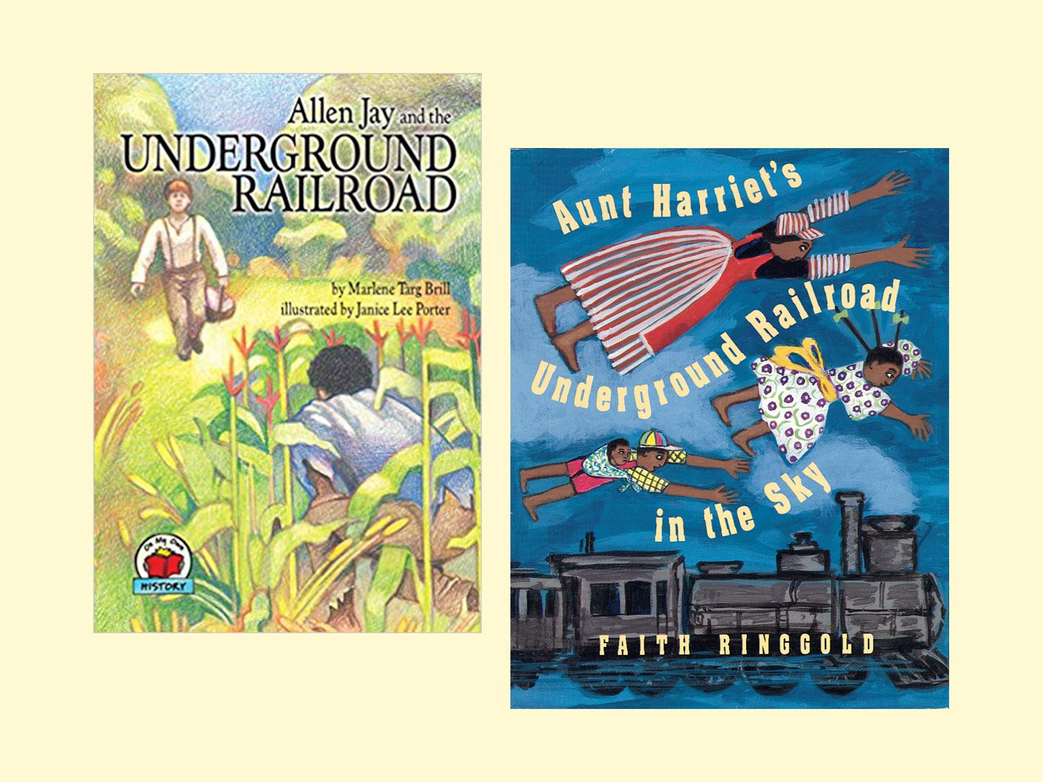 Books For Kids About The Underground Railroad