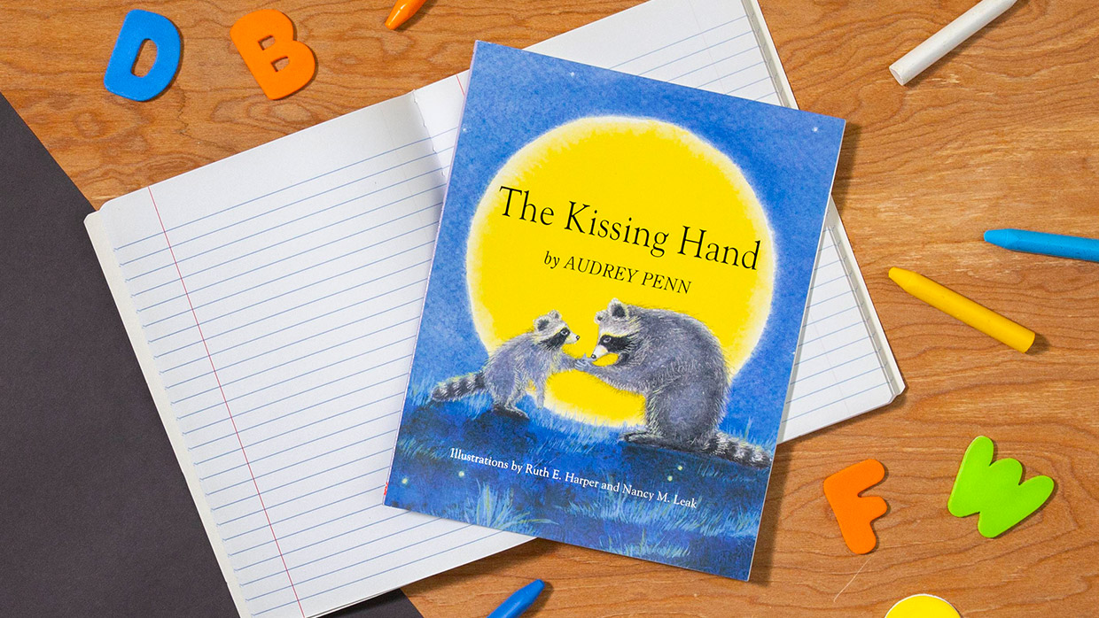 The Kissing Hand Text The Kissing Hand And A Pocket