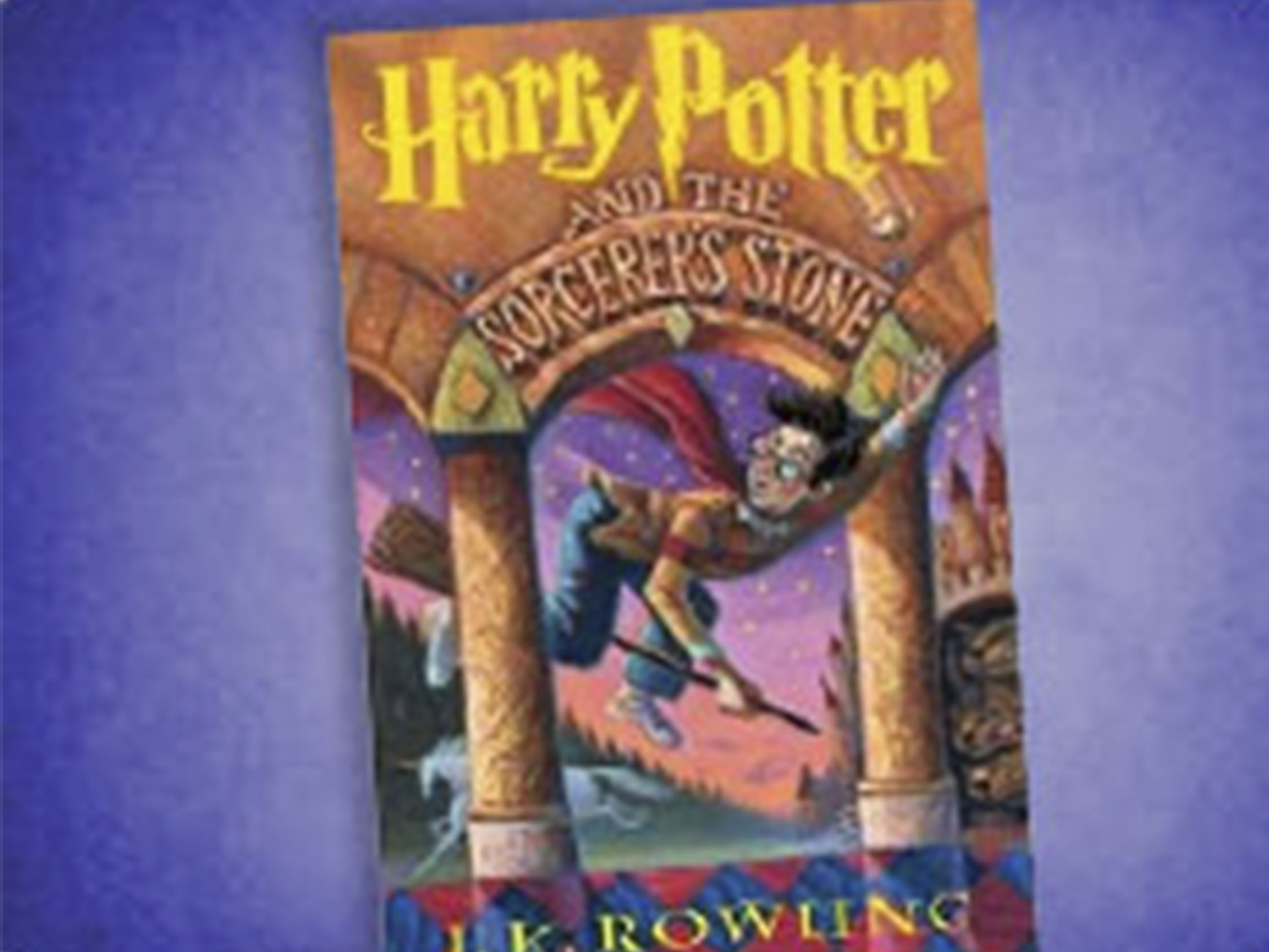 Harry Potter And The Sorcerer S Stone Booktalk