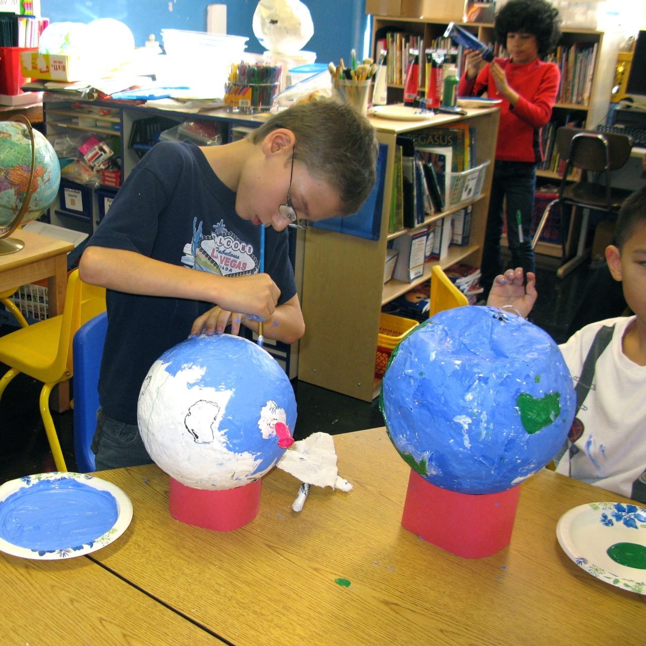 Five Projects To Juice Up Geography