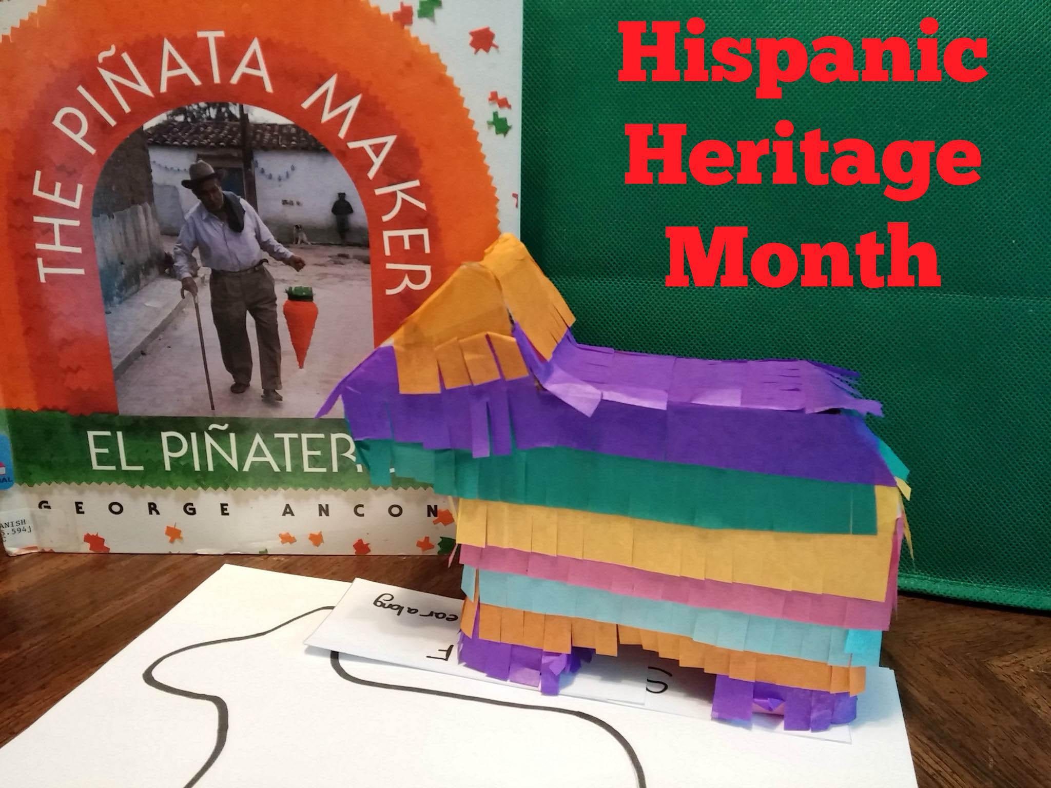 Hispanic Heritage Month Literacy Activities