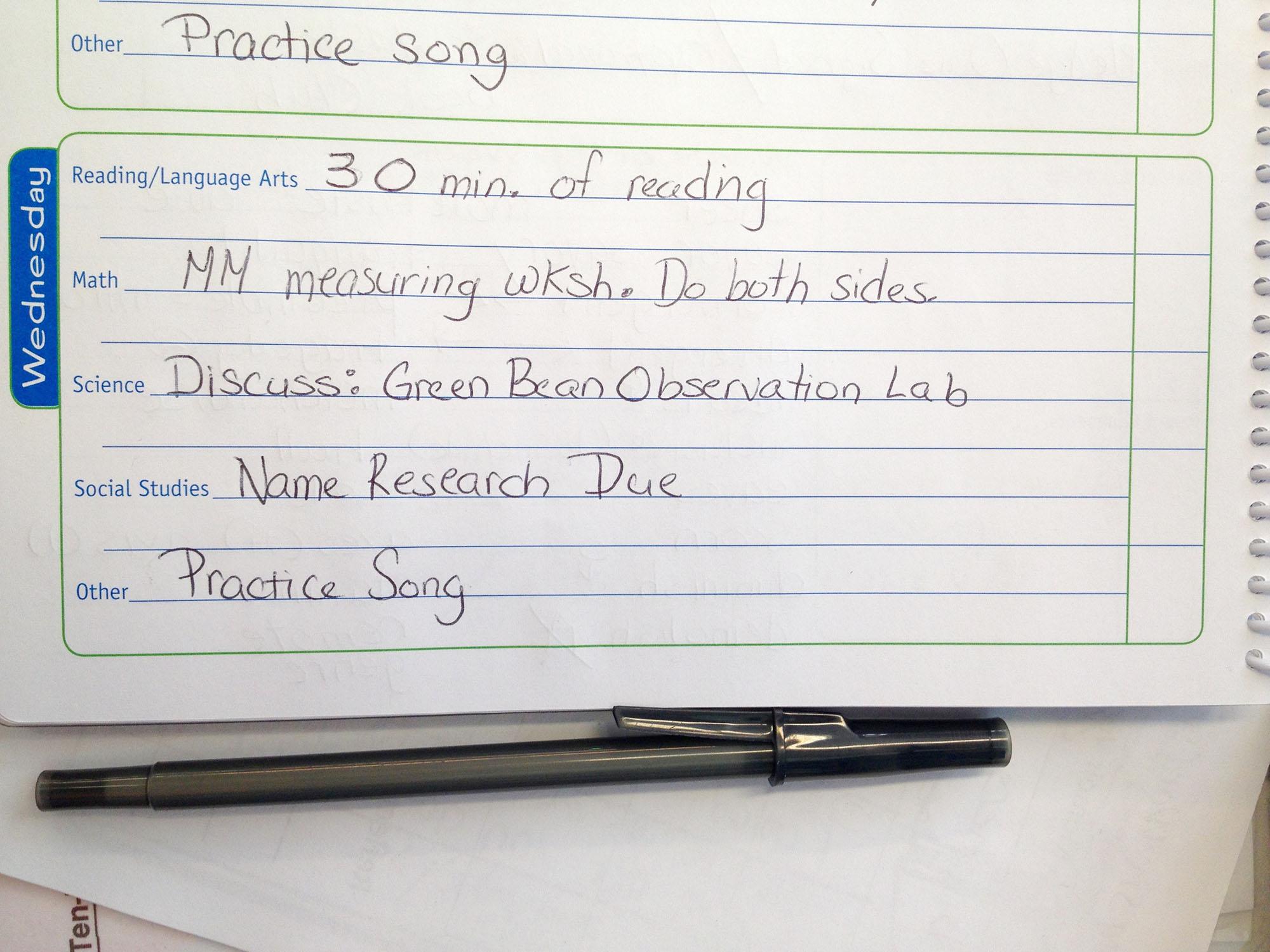 Why Didnt Klutz Do Any Homework Worksheet