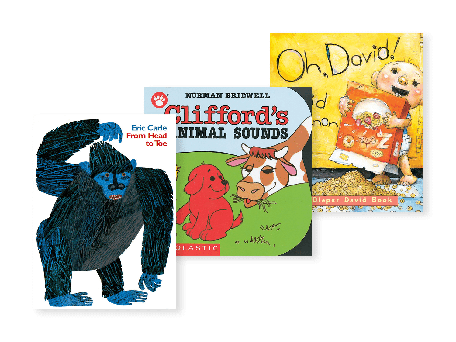 Guided Reading Level D Book List