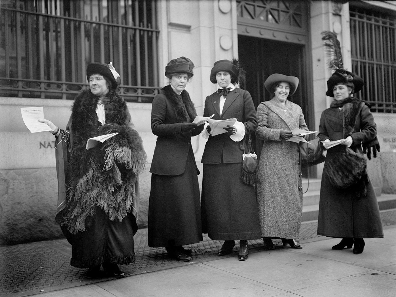 Women S Suffrage For Grades 3 5