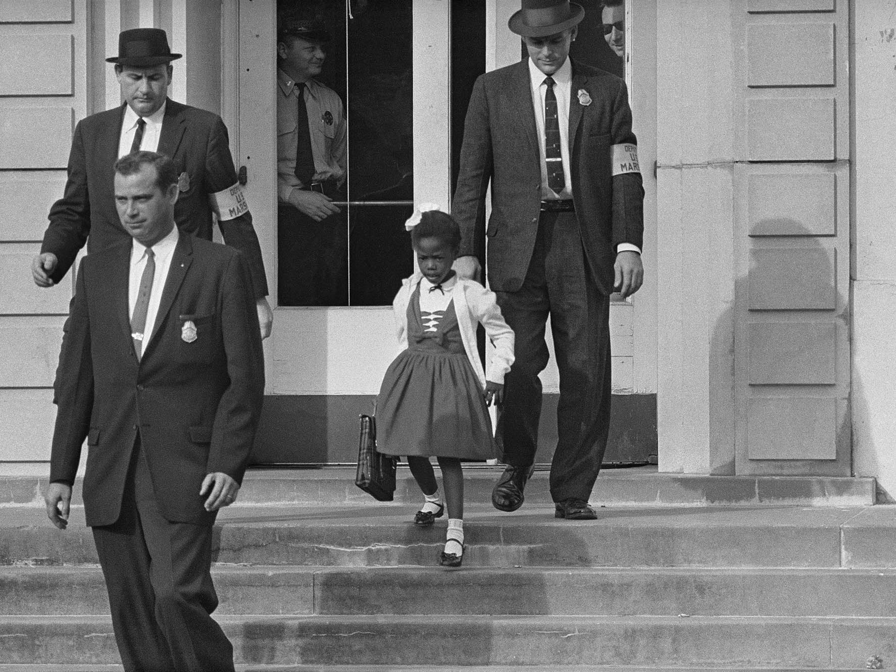 Ruby Bridges A Simple Act Of Courage Lesson Plan For