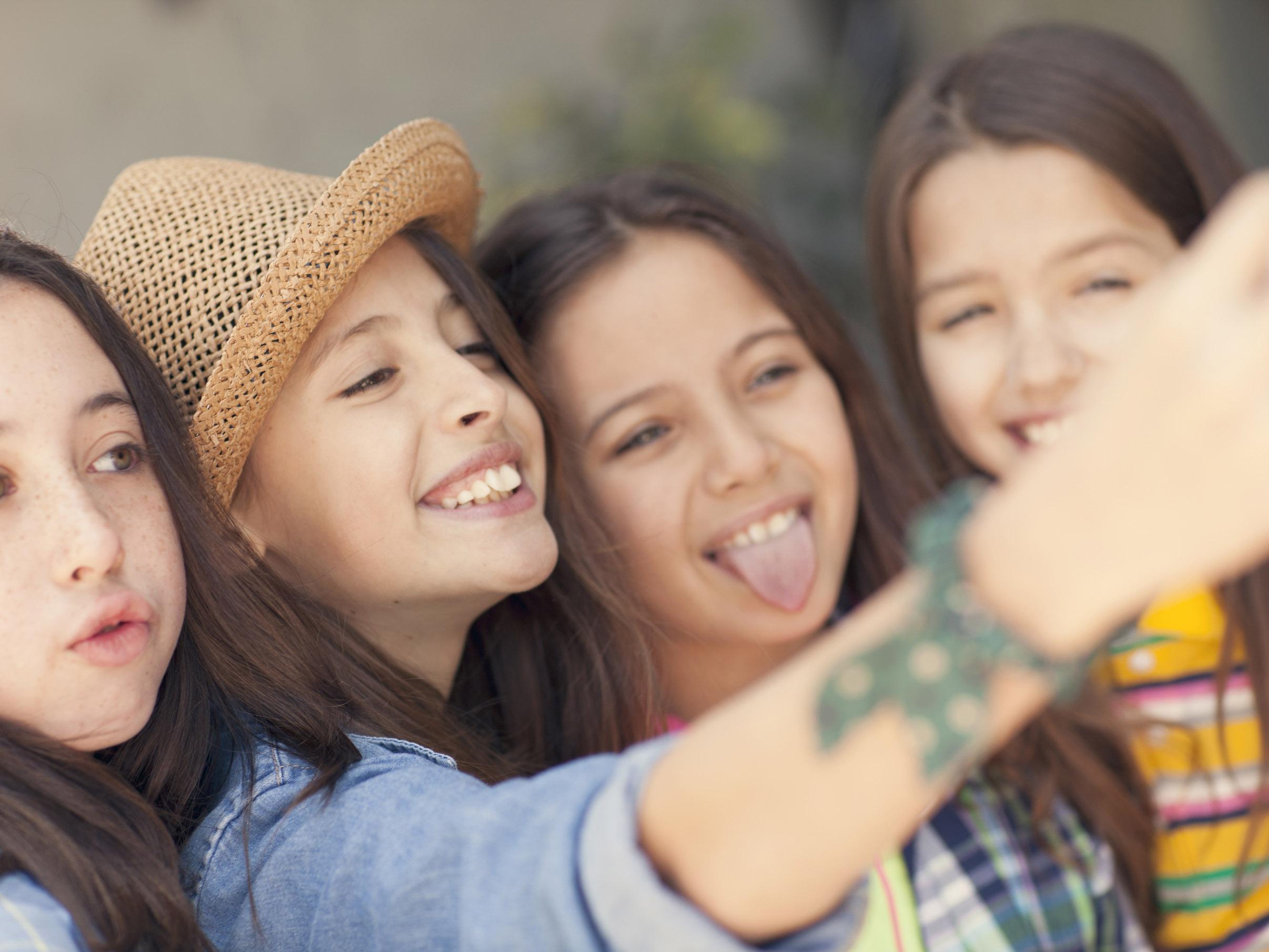 Building Self Esteem In Middle School