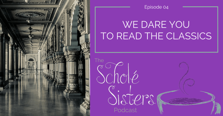 SS #04: We Dare You to Read the Classics