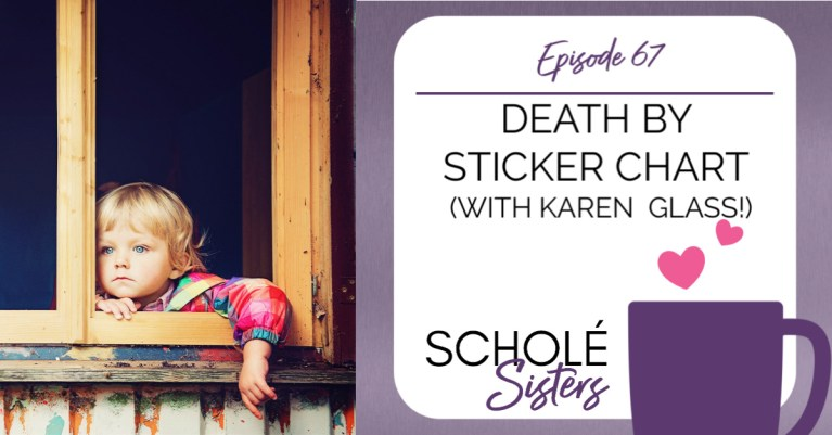 SS #67: Death by Sticker Chart (with Karen Glass!)