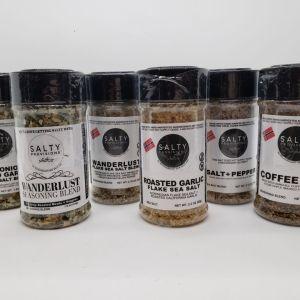 Seasoning, Spices & Salts