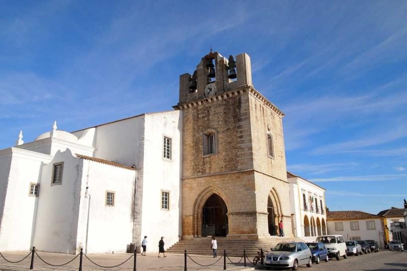 Kathedrale von Faro Portugal