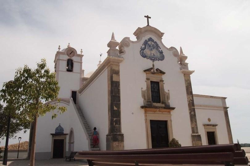 Die Igreja do Carmo in Faro - Portugal