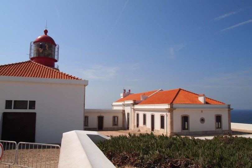 Leuchtturm am Cabo de São Vicente - Portugal