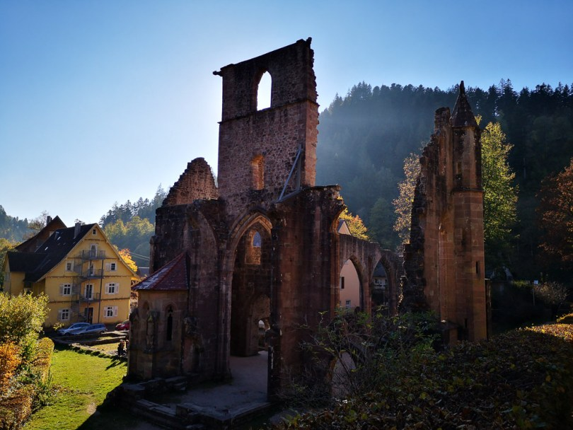 Allerheiligen Klosterruine