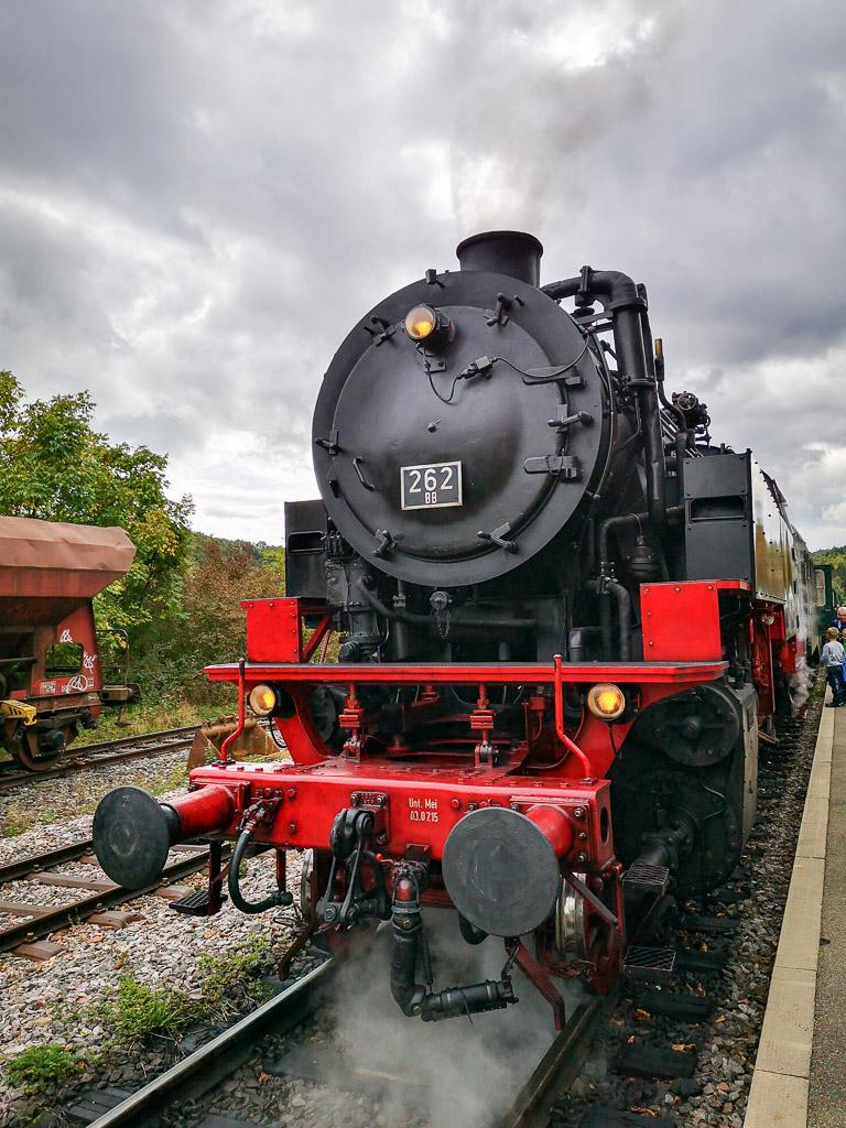 Sauschwänzlebahn Lok BB 262