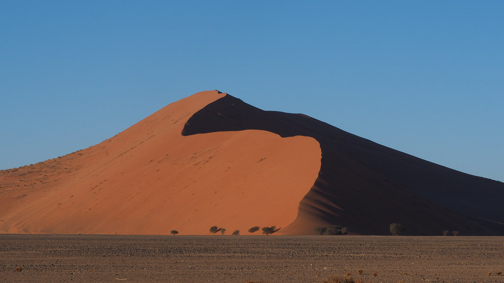 Foto: Düne im Namib Naukluft Park