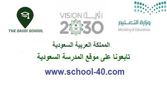 ملخص مادة العلوم السادس الابتدائي الفصل الثاني 1439 هـ / 2018 م – المدرسة السعودية