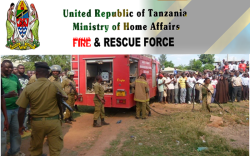 Fire and Rescue Training Centre- Dar-es-Salaam