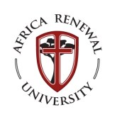 Africa Renewal University Logo