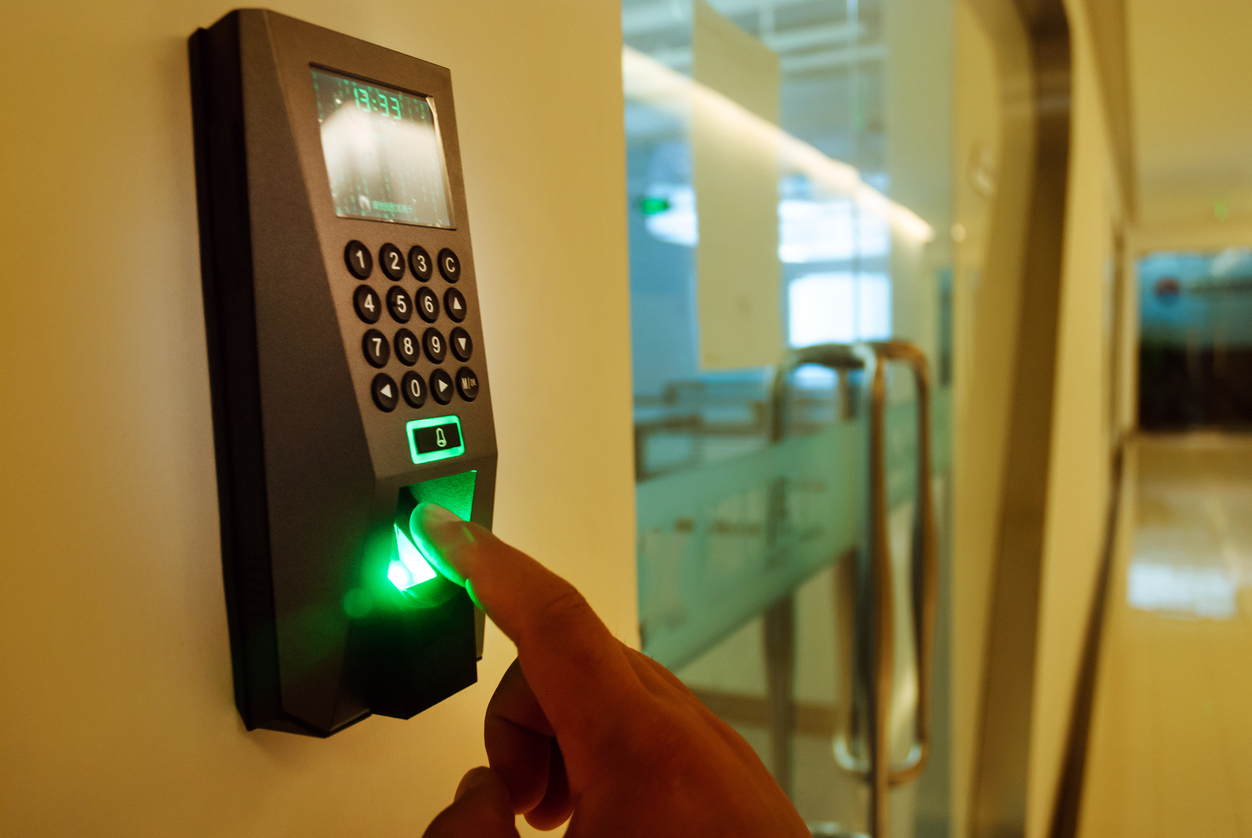 Electronic Entry Door Systems