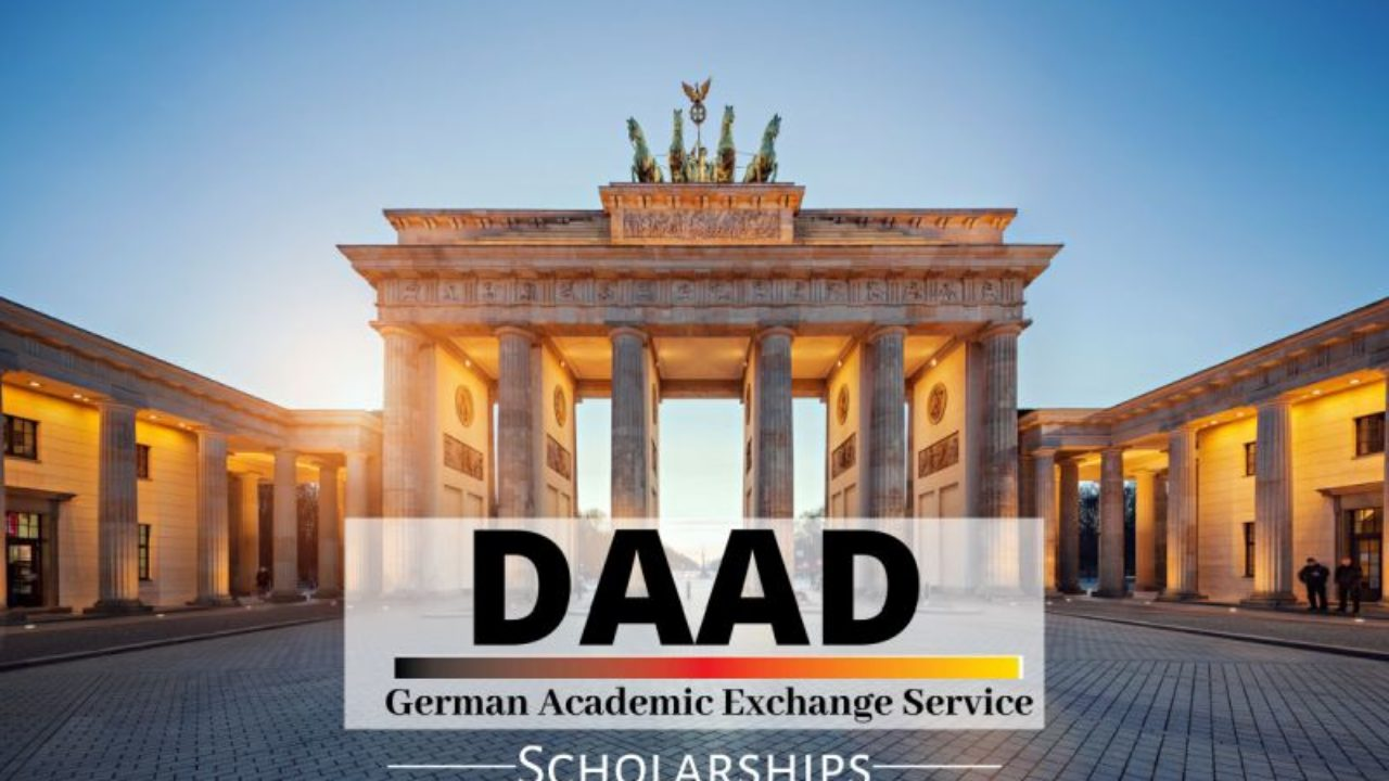 Easy Way To Apply For DAAD Masters Scholarship 2021 in Germany.