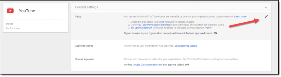 YouTube Restricted Mode: Teachers Can Approve Videos