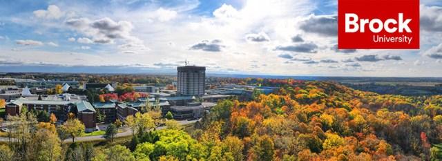 Khuôn Viên Trường Đại Học Brock University, Canada
