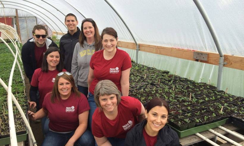 Volunteer Spotlight: Pacific Continental Bank