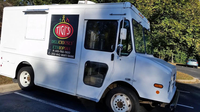 Tigi Ethiopian Food Truck