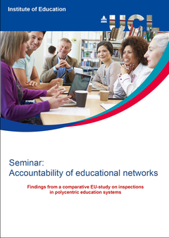 Seminar: Accountability of educational networks