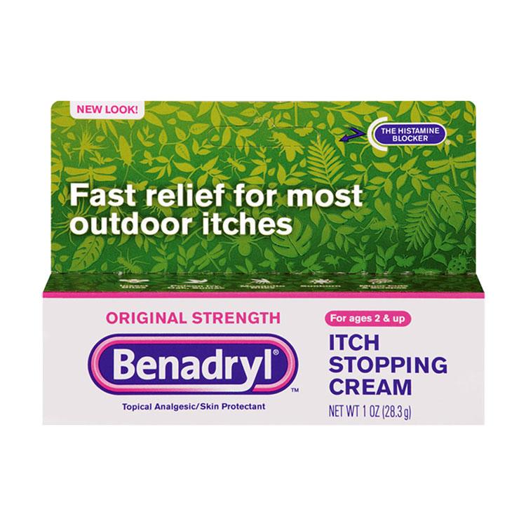 Benadryl Cream 1