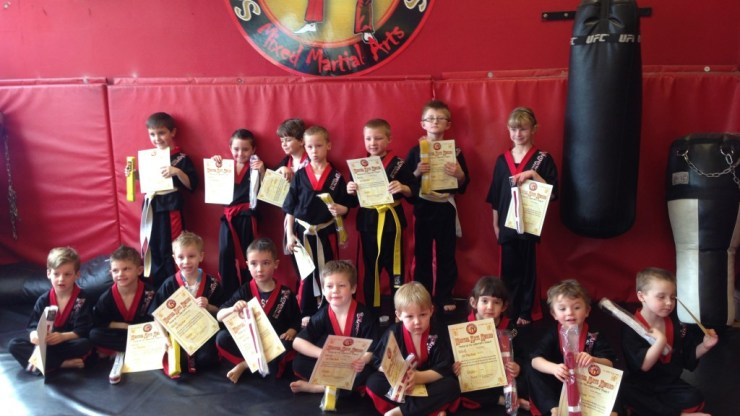 Kingswinford Kickboxing Kids | Kids Martial Arts