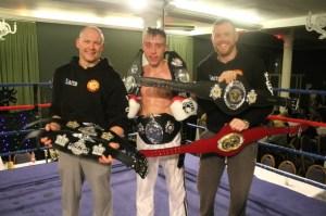 School of Black Belts Fight Coaches