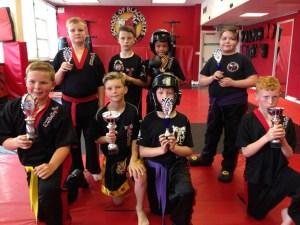 Kids KickBoxing Oldbury